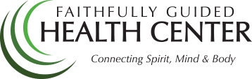 Faithfully Guided Health Center Logo